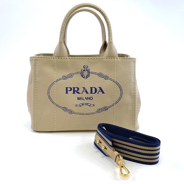 プラダ PRADA ミニカナパトート 1BG439 未使用品