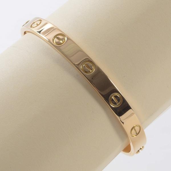 カルティエ Cartier ラブブレス B6035517 中古A品