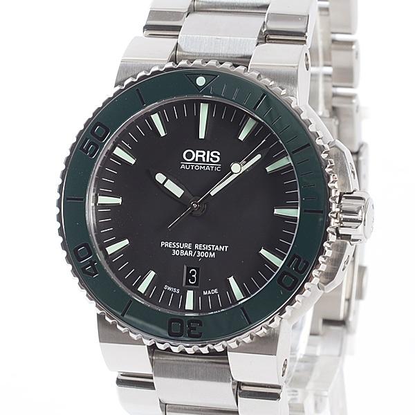 オリス ORIS アクイス デイト 733/7653/4157M 未使用品