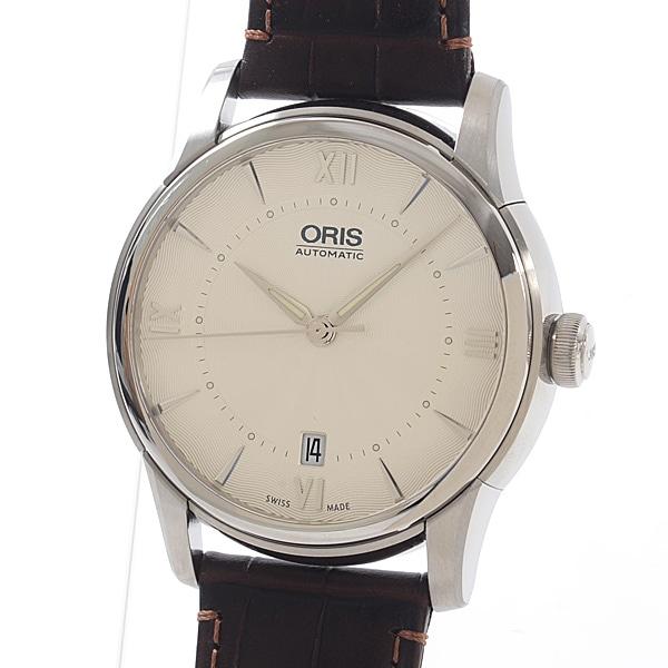 オリス ORIS アートリエ デイト 733/7670/4071 未使用品