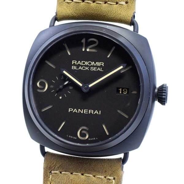 パネライ PANERAI ラジオミール コンポジット ブラックシール 3デイズ PAM00505 未使用品