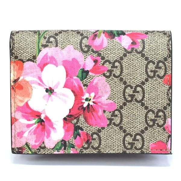 グッチ GUCCI 2つ折り式財布 410088 未使用品