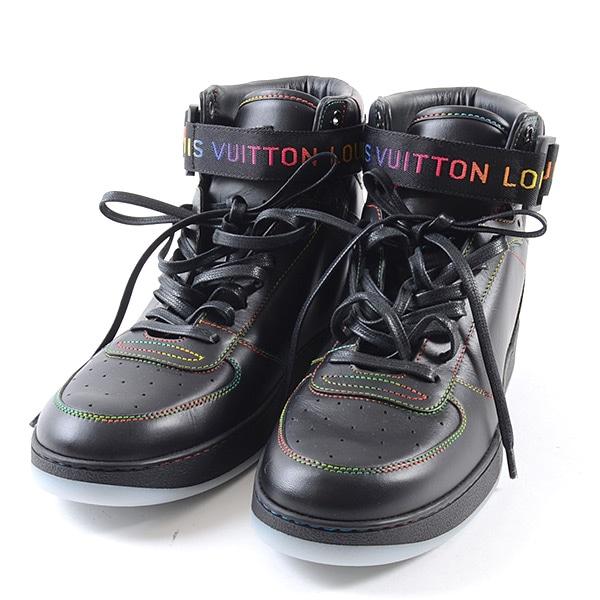ルイヴィトン LOUISVUITTON ハイカットスニーカー 1A3MU3 未使用品