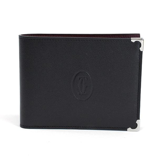 カルティエ Cartier 2つ折式財布 CRL3000595 未使用品