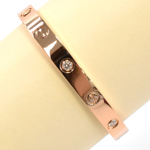 カルティエ Cartier ラブブレス B6036016 中古A品
