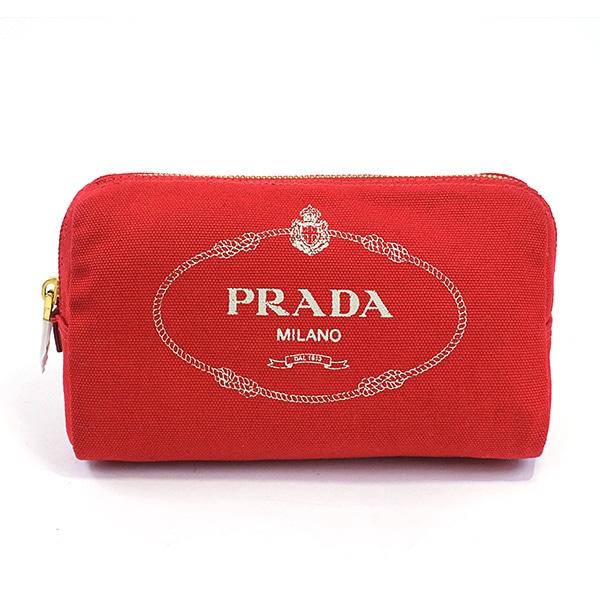 プラダ PRADA カナパポーチ 1NA693 未使用品