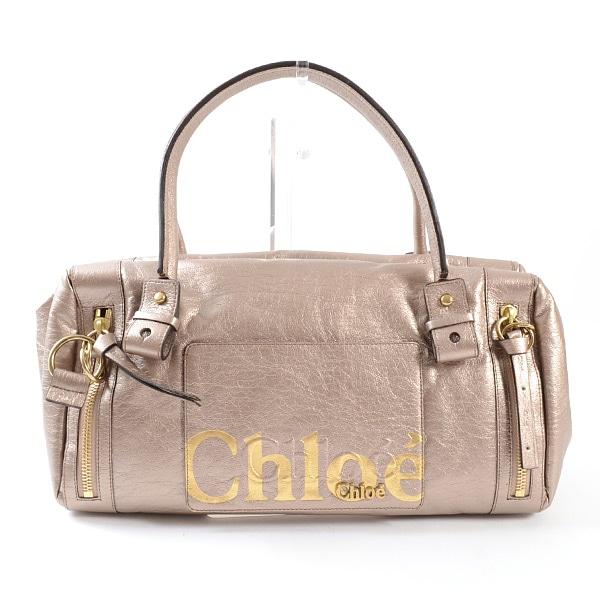 クロエ Chloe ハンドボストン 8AS529-8A850 未使用品