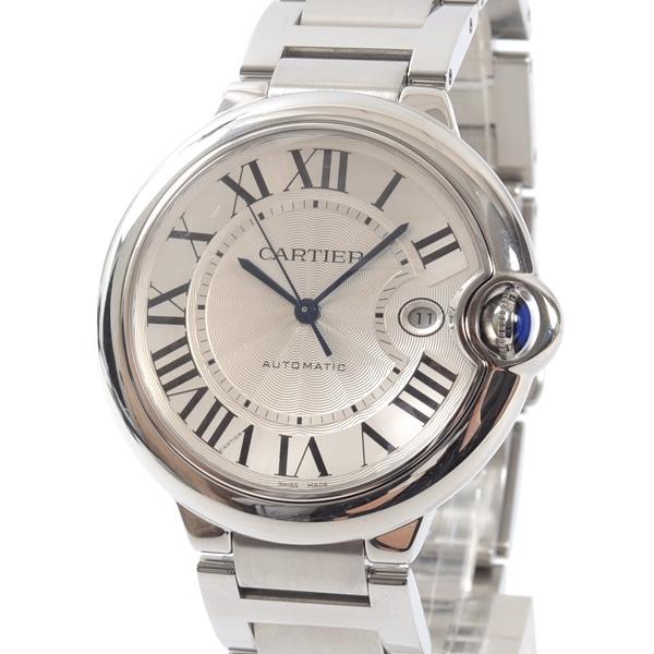 カルティエ Cartier バロンブルーLM W69012Z4 中古A品
