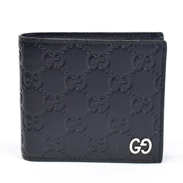 グッチ GUCCI 2つ折式コンパクト財布 473922 未使用品