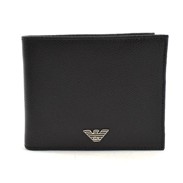 エンポリオアルマーニ Emporio Armani 2つ折り式財布 YEM122 未使用品