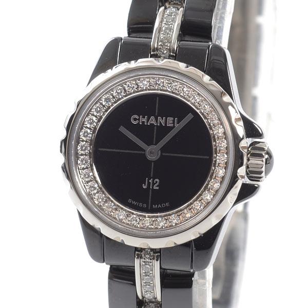 シャネル CHANEL J12 XS H5236 中古A品