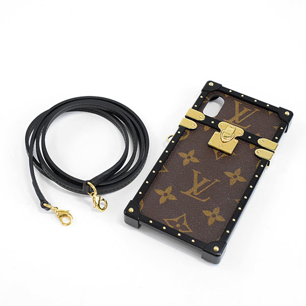 ルイヴィトン LOUISVUITTON iPhoneケース M62618 中古A品