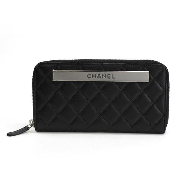 シャネル CHANEL ジップウォレット A80979 新品