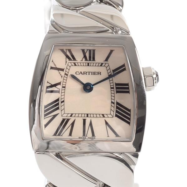 カルティエ Cartier ラドーニャSM W660012I 中古A品