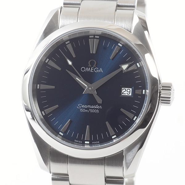 オメガ OMEGA シーマスターアクアテラ 2517-80 中古A品