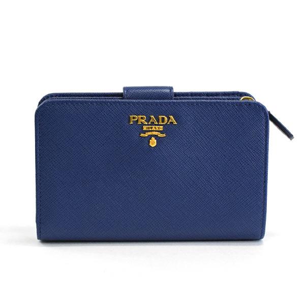 プラダ PRADA 二つ折財布 1ML225 未使用品