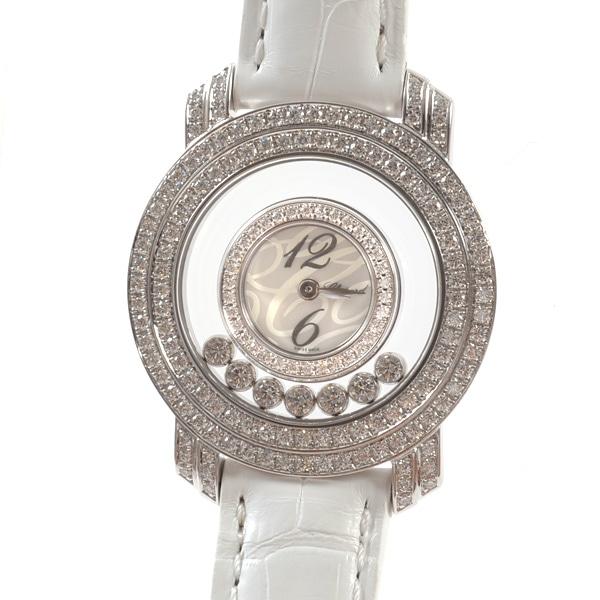 ショパール Chopard ハッピーダイヤモンド 209245-1001 中古A品