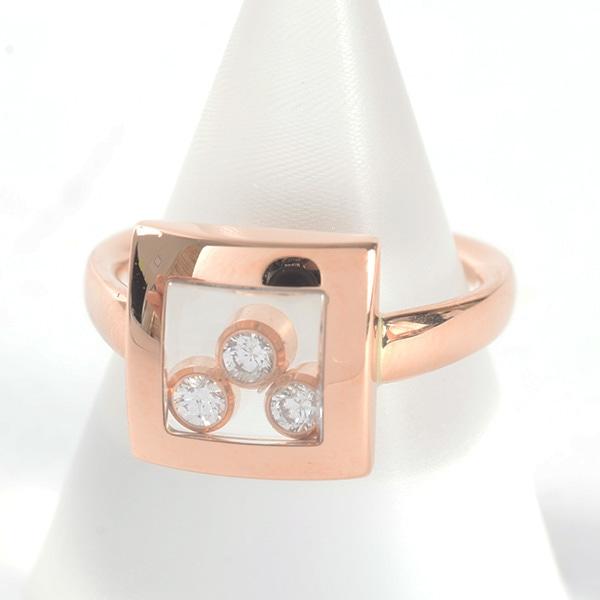 ショパール Chopard ハッピーダイヤモンド 829224-5008 中古A品