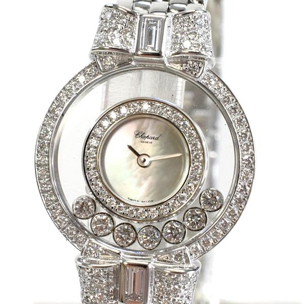 ショパール Chopard ハッピーダイヤモンド 205596-1001 中古A品