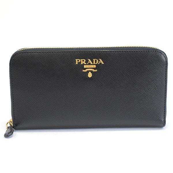 プラダ PRADA ラウンドファスナー式財布 1ML506 未使用品