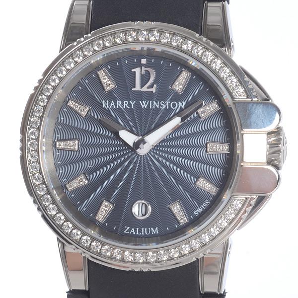 ハリーウィンストン Harry Winston オーシャンスポーツ レディ OCSQHD36ZZ005 中古A品