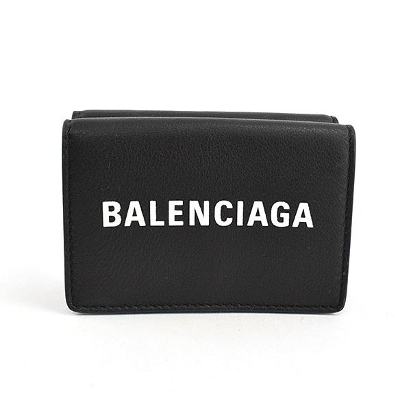 バレンシアガ BALENCIAGA エブリデイミニウォレット 516402 未使用品