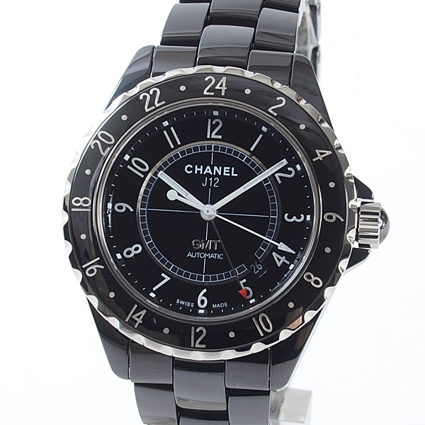 シャネル CHANEL J12 GMT 42mm H2012 中古A品