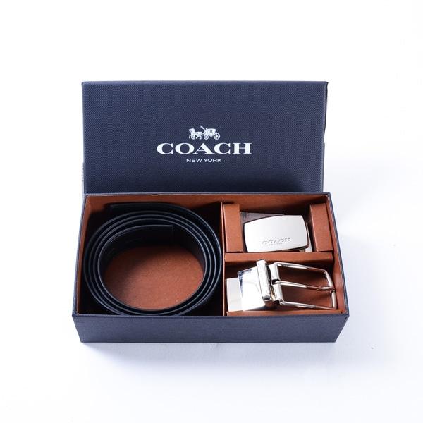 コーチ COACH ベルトセット F65242 未使用品