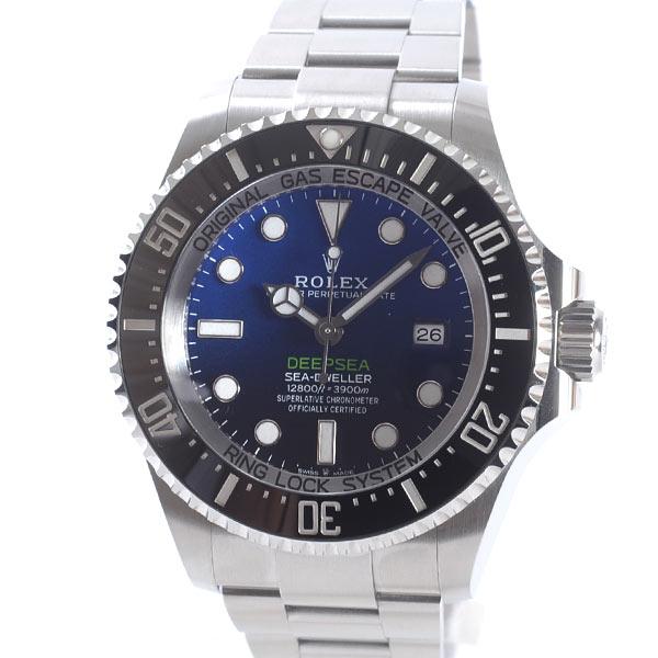 ロレックス ROLEX ディープブルー 126660 D-BLUE 中古A品