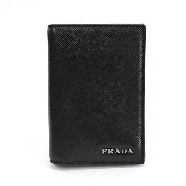 プラダ PRADA カードケース 2MC945 中古A品
