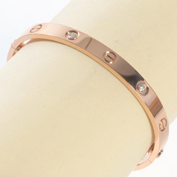 カルティエ Cartier ラブブレス B6036617 中古A品