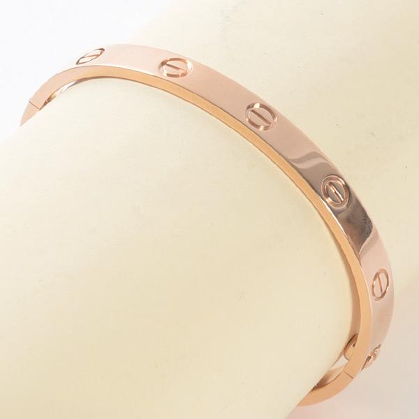カルティエ Cartier ラブブレス B6035617 中古A品