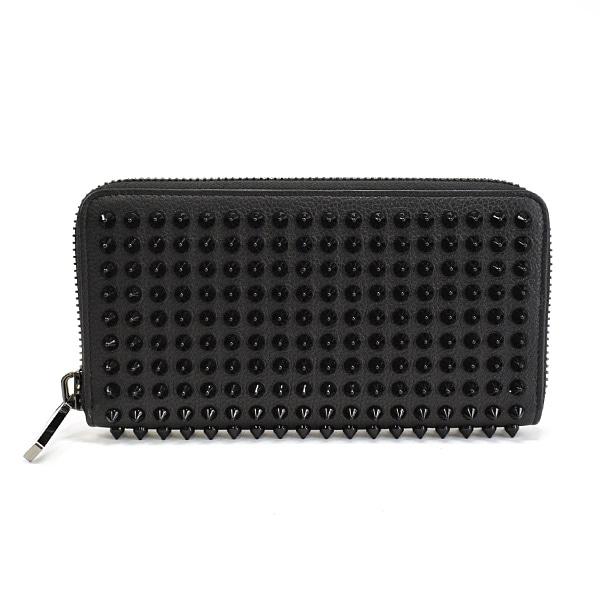 クリスチャンルブタン Christian Louboutin パネトーネ ラウンドファスナー式財布 1165044 未使用品