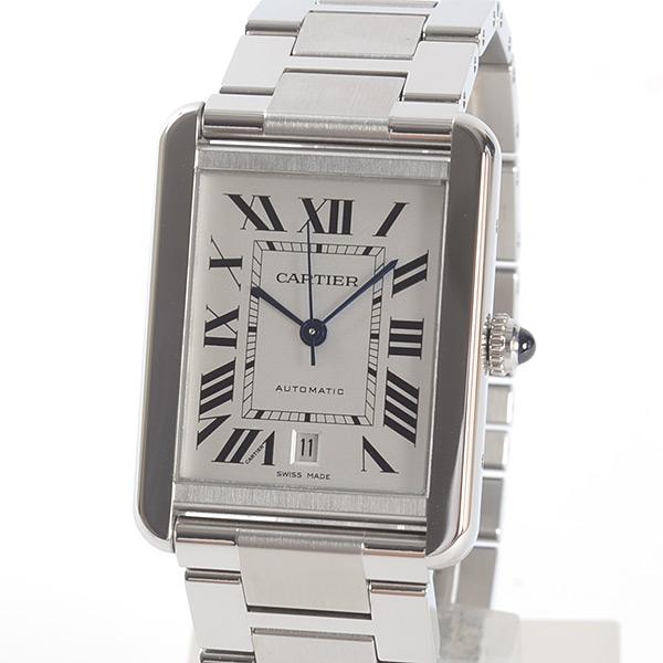 カルティエ Cartier タンクソロXL W5200028 中古A品
