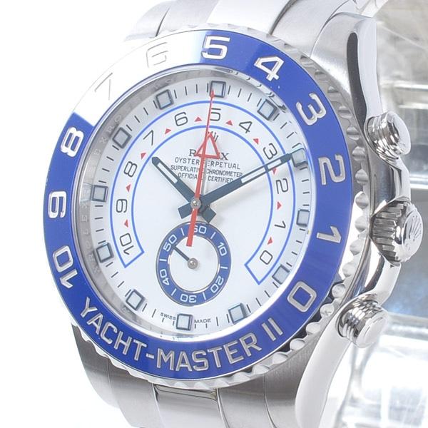 ロレックス ROLEX ヨットマスター2 116680 中古A品