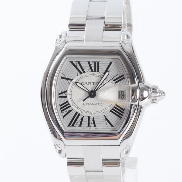 カルティエ Cartier ロードスターLM W6206017 中古A品