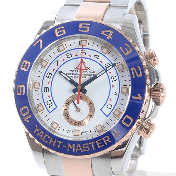 ロレックス ROLEX ヨットマスター2 116681 中古A品
