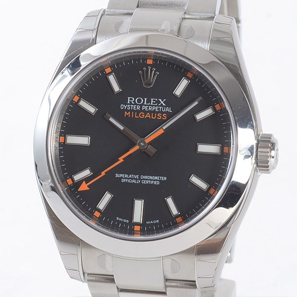 ロレックス ROLEX ミルガウス 116400 未使用品