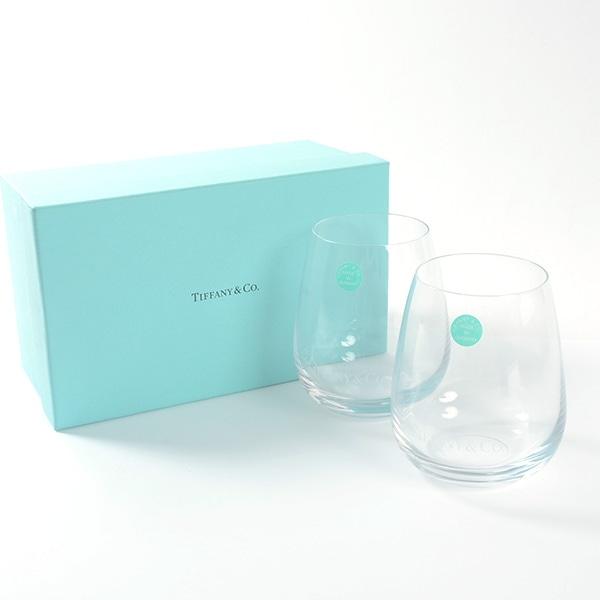 ティファニー TIFFANY グラス 未使用品