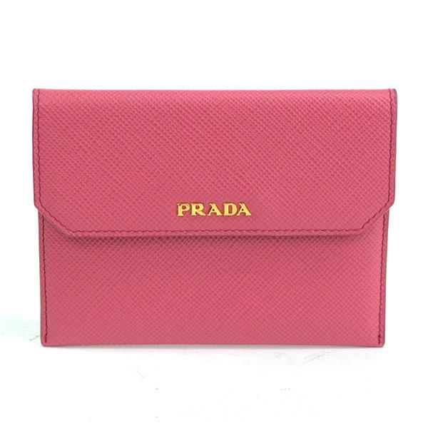 プラダ PRADA カードケース 1M1430 中古A品
