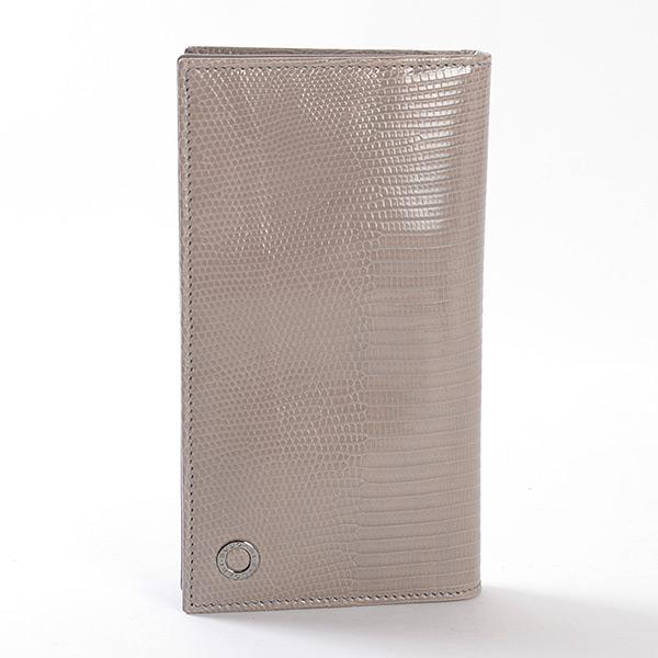 ブルガリ BVLGARI 2つ折り式長財布 36370 中古a品