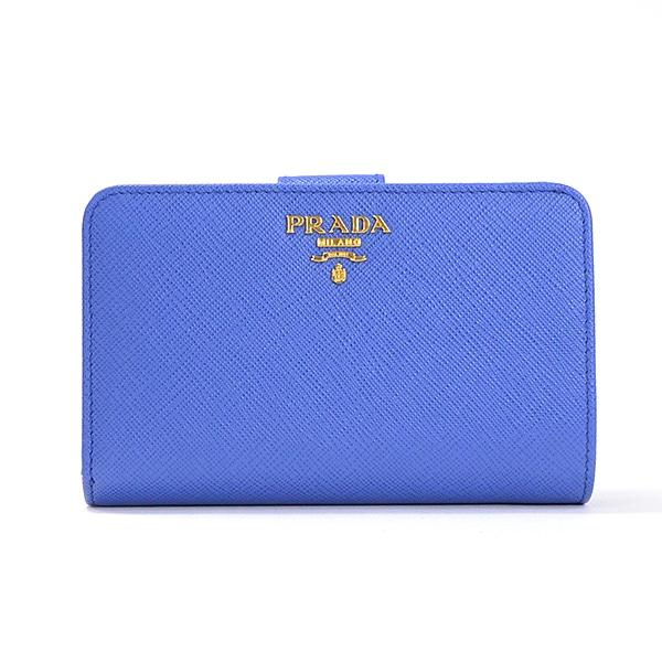 プラダ PRADA 2つ折り式財布 1ML225 未使用品