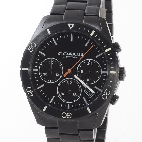 コーチ COACH メンズ腕時計 W1588 中古A品