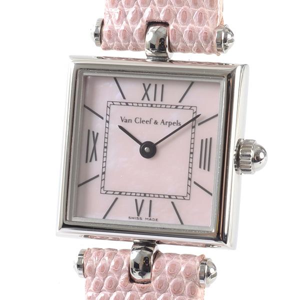 ヴァンクリーフアーペル Van Cleef & Arpels レディース腕時計 HH15405 中古A品
