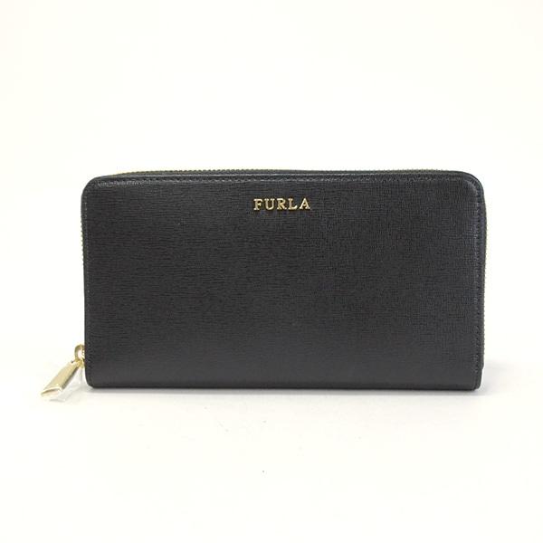 フルラ FURLA ラウンドファスナー式財布 未使用品