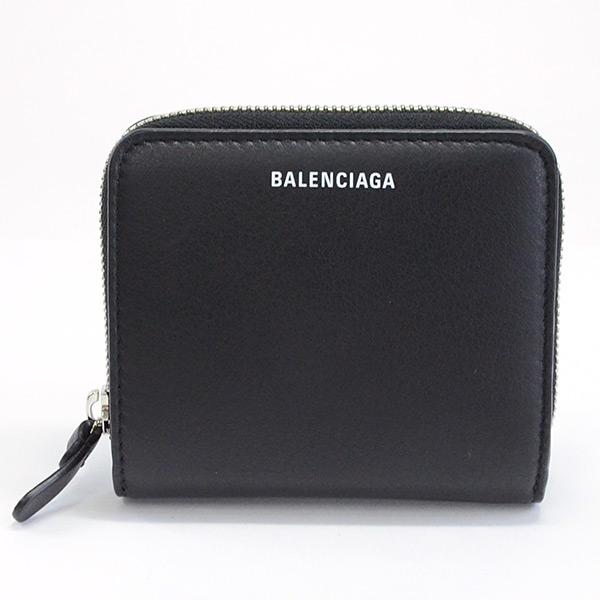 バレンシアガ BALENCIAGA EVERYDAY BILLFOLD 516366 未使用品