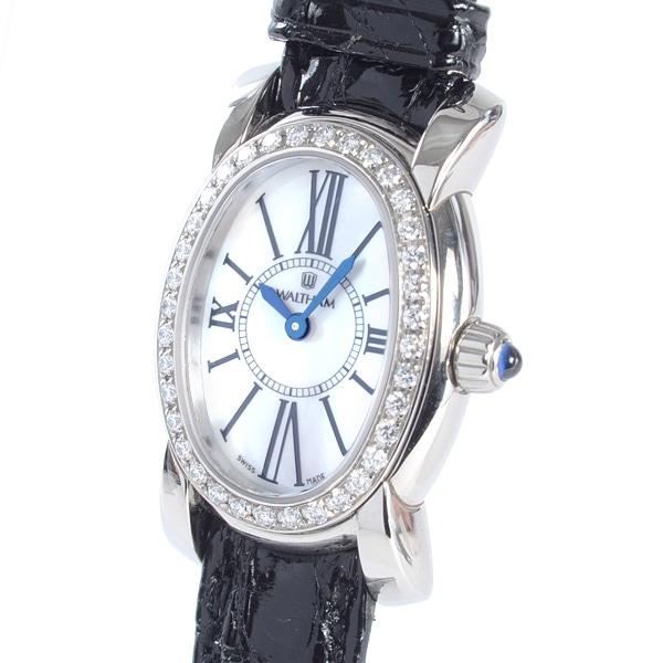 ウォルサム Waltham レディース腕時計 LW34-01969STQ 中古A品
