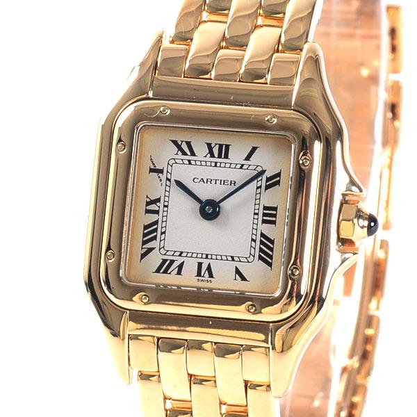 カルティエ Cartier パンテールSM W25022B9 中古A品