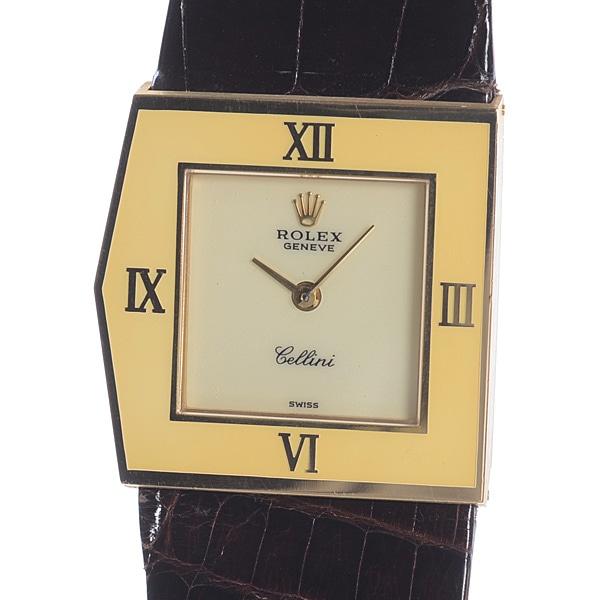 ロレックス ROLEX チェリーニ 4151/8 中古A品