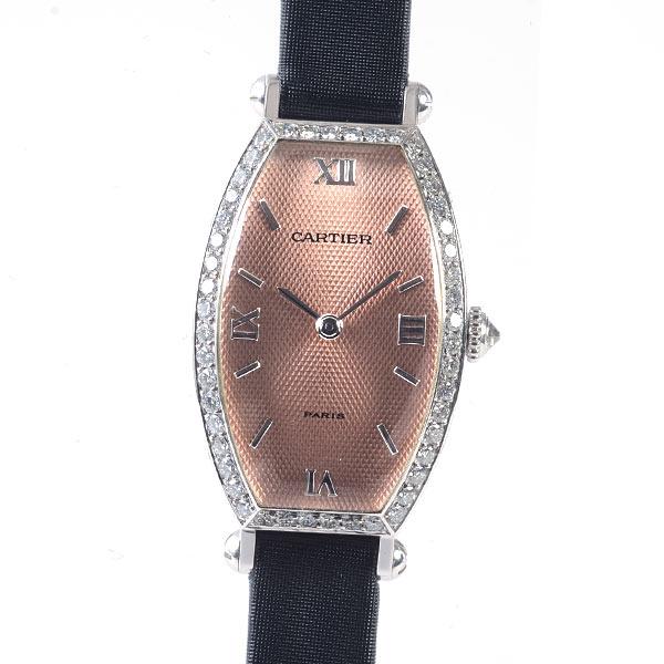 カルティエ Cartier トノーSM 中古A品
